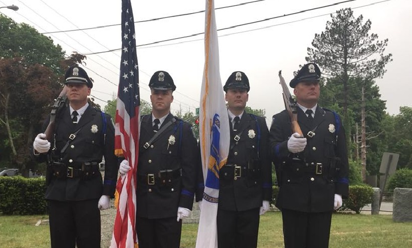 Memorial Day 2018 Carver Police Honor Guard